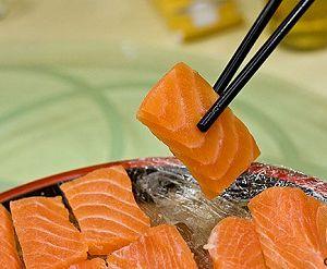 三文鱼每日价格播报