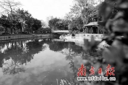 广州荔枝湾、荔湾湖公园等景区水域内将禁止捕捞鱼虾