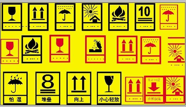 纸箱包装常用标志介绍