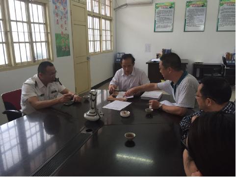 福建霞浦渔港监督对渔业船员培训机构下发整改通知书