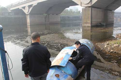 2016重庆市禁渔工作专题二十九