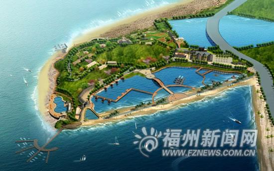 福建连江晓澳休闲渔业基地拟7月开放 千米栈道观潮水