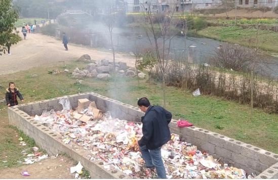云南昭通镇雄保护站着力开展长江上游珍稀特有鱼类保护区(云南段)环境污染源