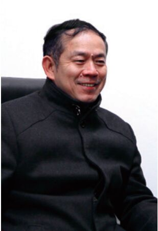 访广东省海洋与渔业自然保护区管理总站站长李颖