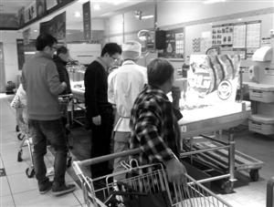 春节期间 广州番禺市场高档鱼虾价格走高