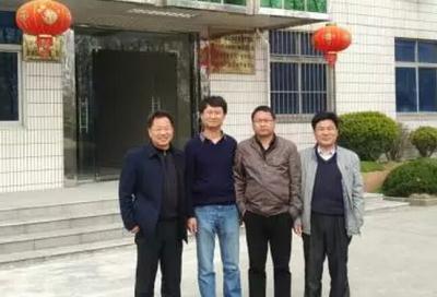 中科院水生生物研究所到扬州广陵区国家级千赢电子游戏平台原种场调研