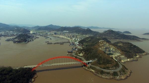 浙江宁波市启动无人机渔港航拍调查项目
