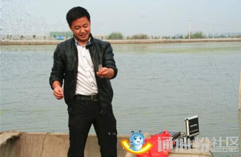 赵玉东详解河蟹池塘爆发蓝藻的处理方法