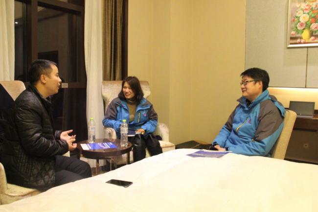 专访北京水世纪生物科技有限公司营销总监杨廷华先生