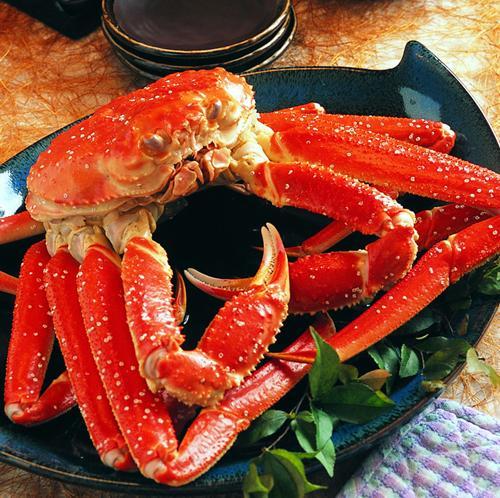 金秋时节吃螃蟹既美味又养肝