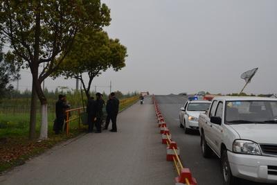 """上海金山区开展""""水仙3号""""渔业专项执法行动"""