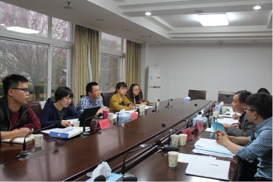 省海洋与渔业局赴台州调研浙江省海洋生态环境保护规划编制工作