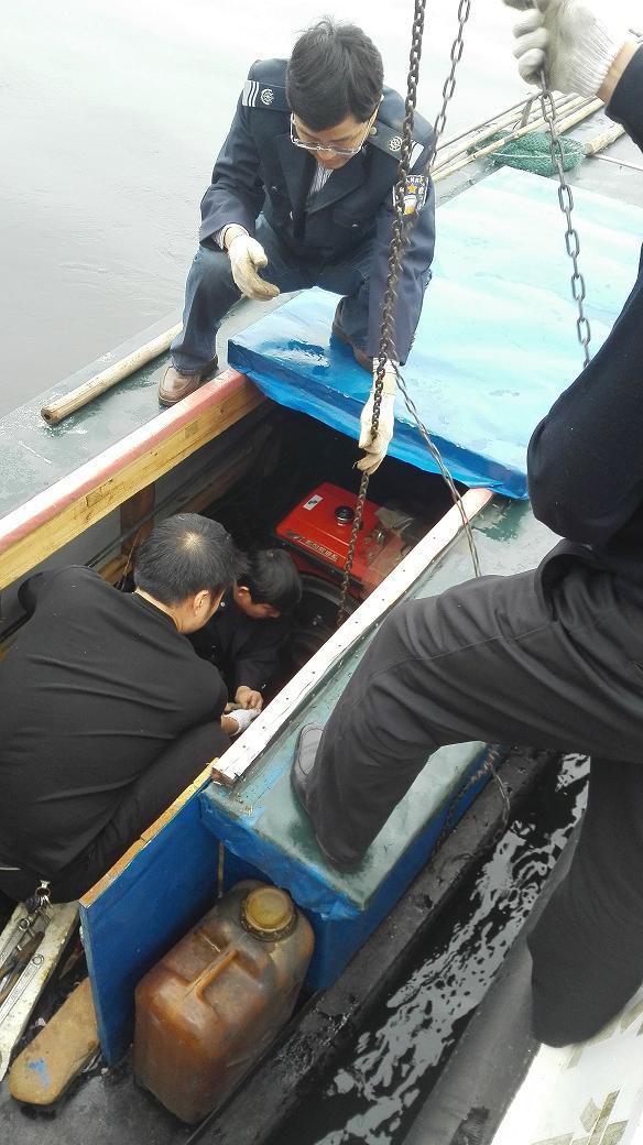 湖南常德鼎城区5渔民禁渔期涉非法捕捞被刑拘